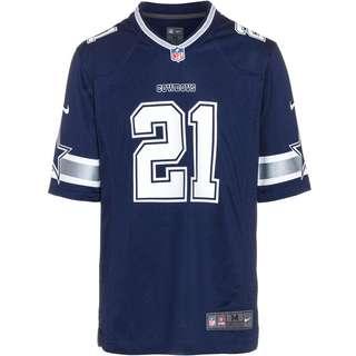Nike Ezekiel Elliott Dallas Cowboys Trikot Herren college navy
