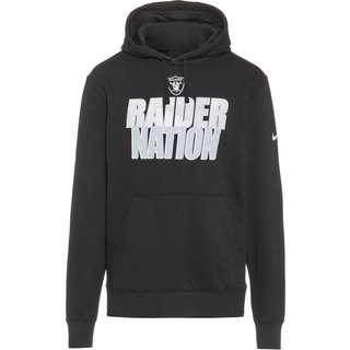 Nike Las Vegas Raiders Hoodie Herren black