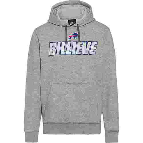 Nike Buffalo Bills Hoodie Herren dark grey heather