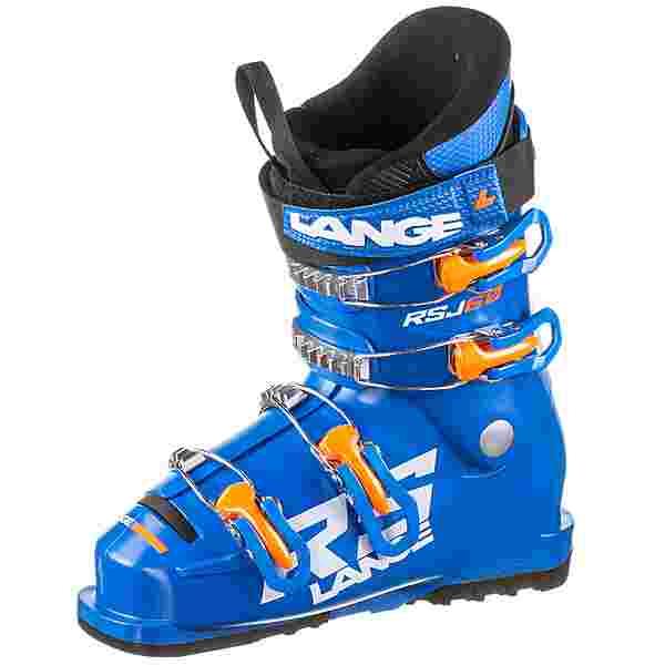 LANGE RSJ60 Skischuhe Kinder power-blue