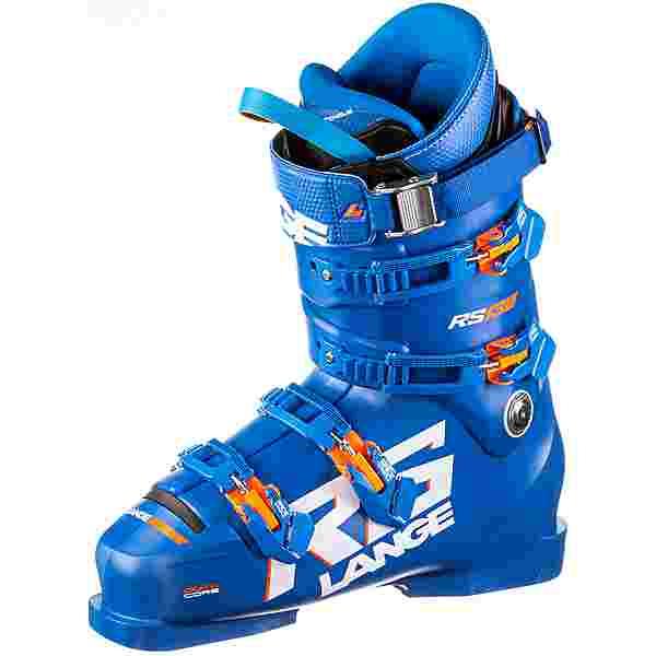LANGE RS 130 Skischuhe power blue