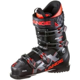 LANGE RX 100 Skischuhe black-red-black