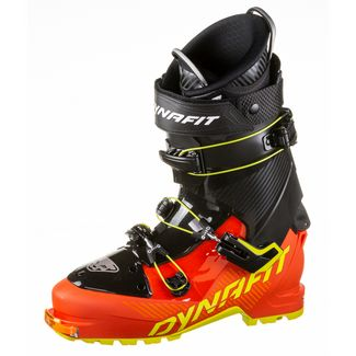 Dynafit SEVEN SUMMITS Tourenskischuhe Herren dawn-lime punch