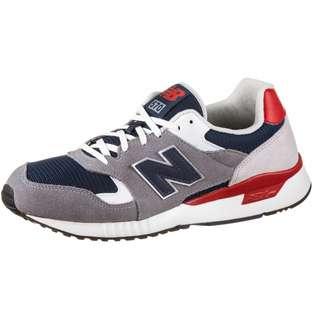 NEW BALANCE ML570 Sneaker Herren grey