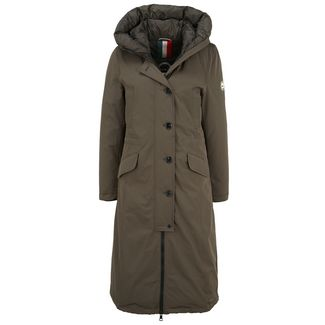 No.1 Como Claudi 2 Winterjacke Damen dark olive