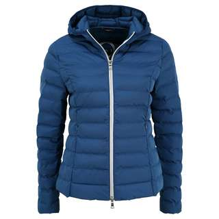 No.1 Como Bergen Up Steppjacke Damen blau