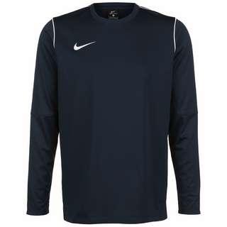 Nike Park 20 Dry Crew Funktionsshirt Herren dunkelblau / weiß