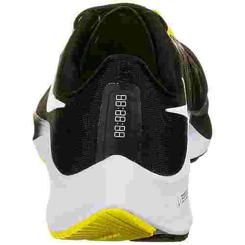 Nike Air Zoom Pegasus 37 Laufschuhe Herren schwarz / gelb