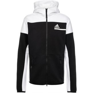 adidas ZNE Trainingsjacke Herren black-white