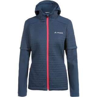 VAUDE Women's All Year Moab ZO Jacket Fahrradjacke Damen steelblue