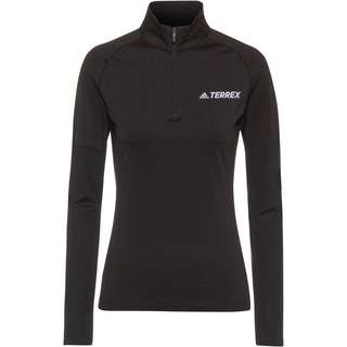 adidas Fleeceshirt Damen black