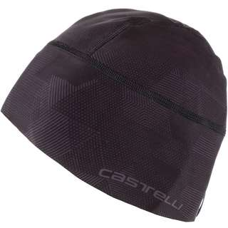 castelli PRO THERMAL SKULLY Helmmütze light black