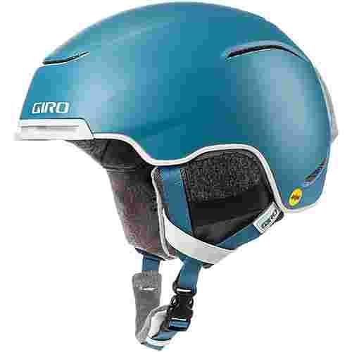 Giro Terra Mips Skihelm Damen matte powder blue