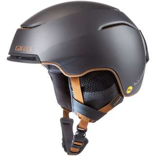 Giro Jackson Mips Skihelm metallic coal-tan