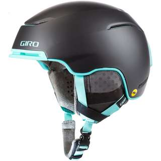 Giro Terra Mips Skihelm Damen metallic coal-cool breeze