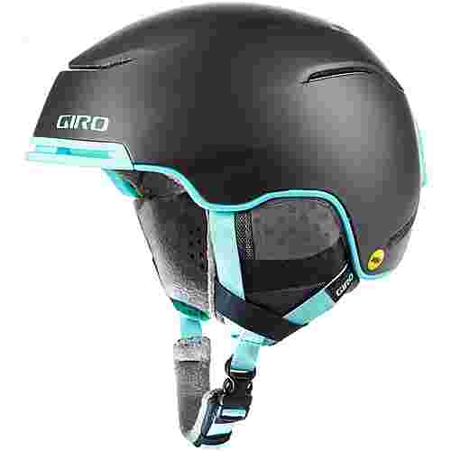 Giro Terra Mips Skihelm Damen metallic coal-cool breeze