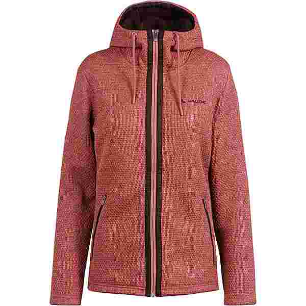 VAUDE Skomer Fleecejacke Damen dusty rose
