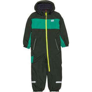Lego Wear Julio Schneeanzug Kinder dark green