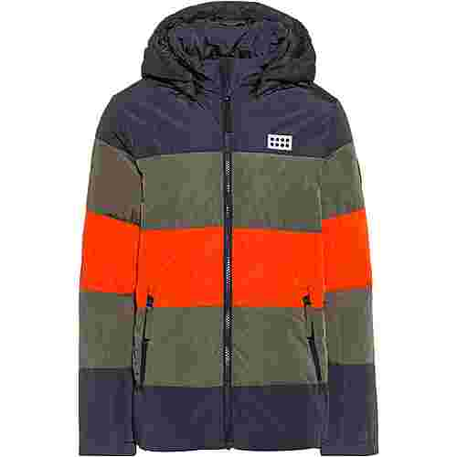 Lego Wear Jipe Skijacke Kinder dark green