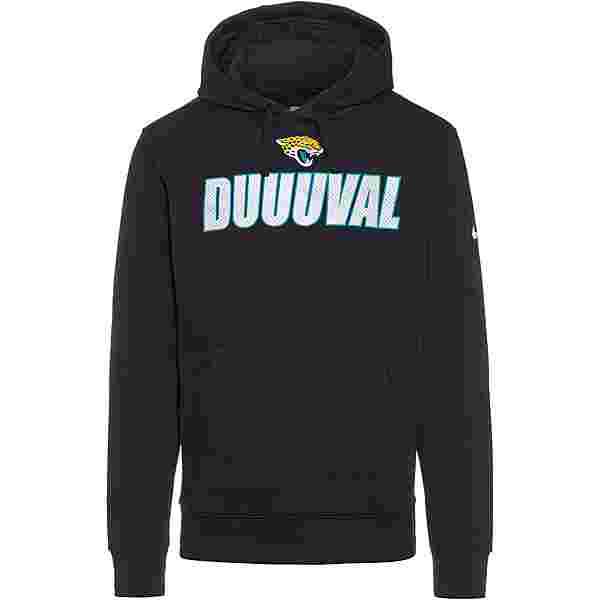 Nike Jacksonville Jaguars Hoodie Herren black