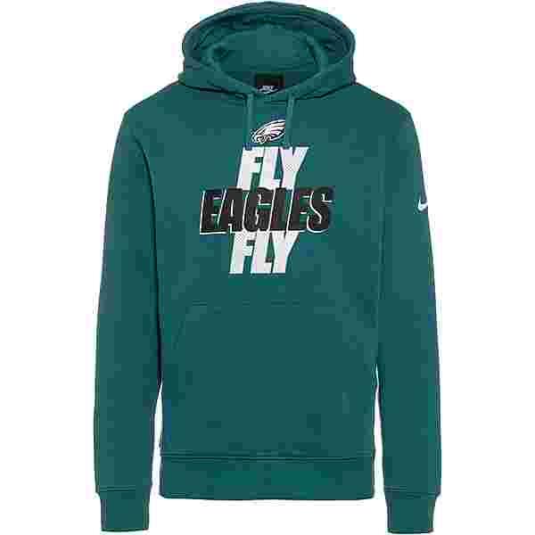 Nike Philadelphia Eagles Hoodie Herren sport teal
