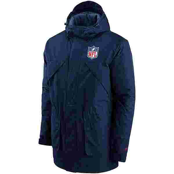 Fanatics NFL Parka Herren navy