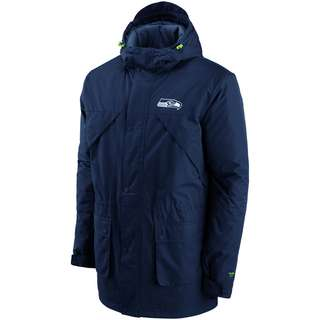Fanatics Seattle Seahawks Parka Herren navy