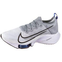 Nike AIR ZOOM TEMPO NEXT% Laufschuhe Herren particle grey-black-pure platinum