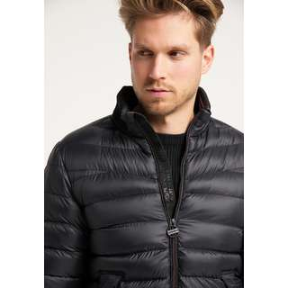 Petrol Industries Steppjacke Herren Black