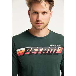 Petrol Industries Langarmshirt Herren Bottle
