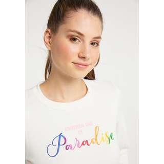 MYMO Sweatshirt Damen wollweiss