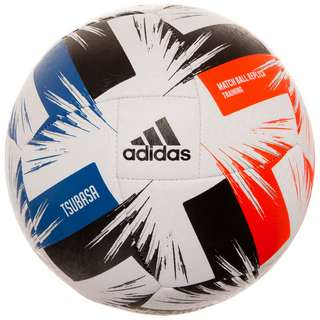 adidas Tsubasa Fußball Herren weiß / rot