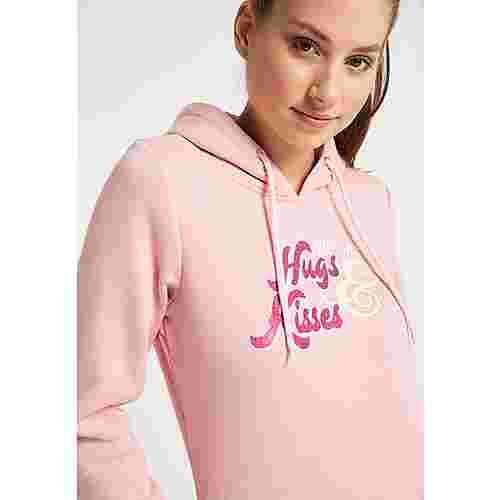 MYMO Hoodie Damen rosa