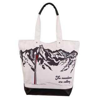 Krimson Klover Canvas Tote Bag Sporttasche Damen Bernie