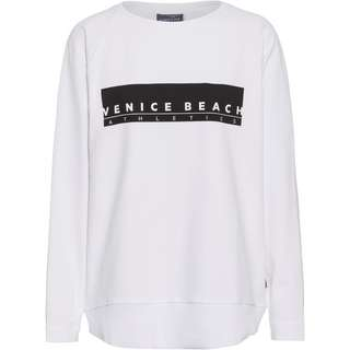 VENICE BEACH Plus Size Sweatshirt Damen white