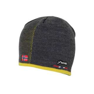 Phenix Norway Team Skimütze Herren charcoal grey