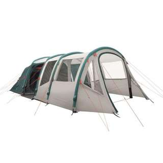 easy camp Arena Air 600 Familienzelt Teal Green