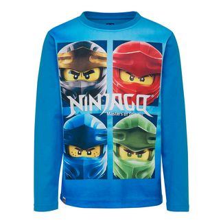 Lego Wear T-Shirt Kinder Light Blue