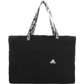 adidas 4ATHLTS Umhängetasche Damen schwarz / weiß