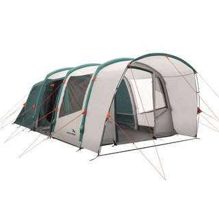easy camp Match Air 500 Familienzelt Teal Green