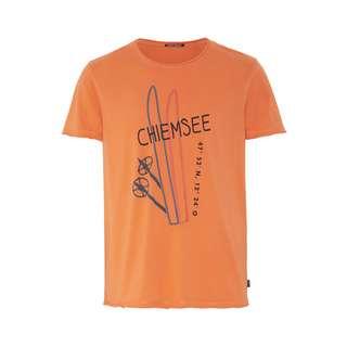 Chiemsee T-Shirt T-Shirt Herren Verm Orange