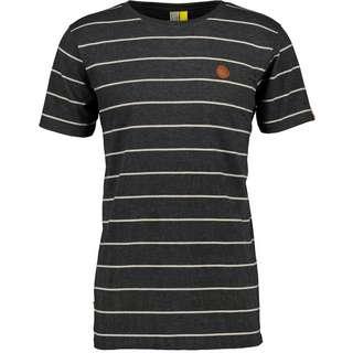 ALIFE AND KICKIN NicAK T-Shirt Herren moonless