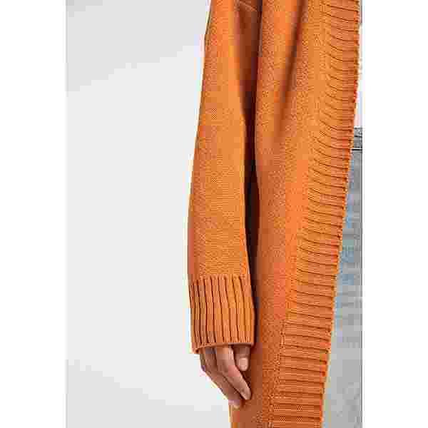 MYMO Strickjacke Damen Orange