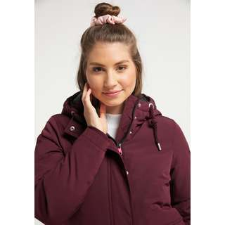 MYMO Winterjacke Damen bordeaux