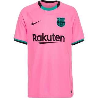 Nike FC Barcelona 20-21 3rd Trikot Herren pink beam-black