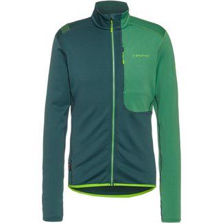 La Sportiva Chill Fleecejacke Herren pine/grass green