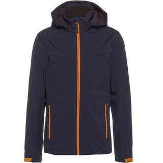 ICEPEAK BIGGS Softshelljacke Herren dark blue