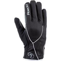Roeckl GORE-TEX® Laikko Langlaufhandschuhe schwarz-weiß