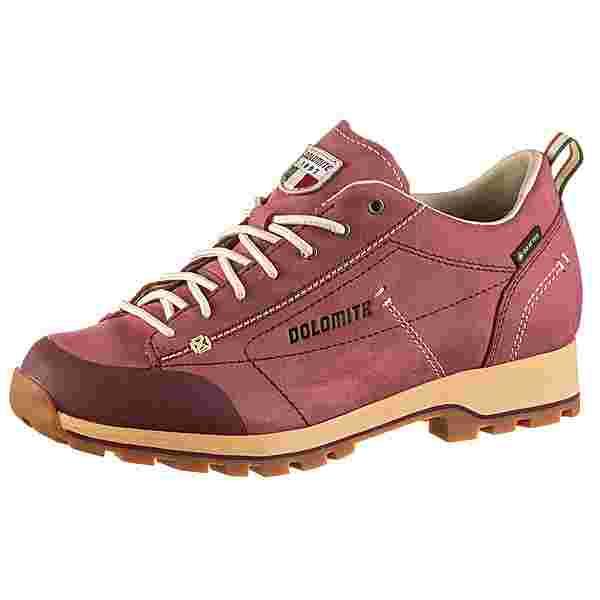 Dolomite GTX Cinquantaquattro Low Fg Freizeitschuhe Damen burgundy red