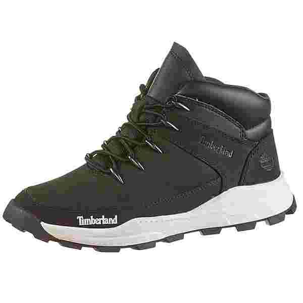 TIMBERLAND Brooklyn Euro Sprint Stiefel Kinder black nubuck